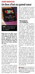 Article livre d'art Coeur La Rep 10-2013
